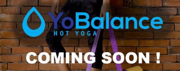 YoBalance Hot Yoga steams into Victoria Mills