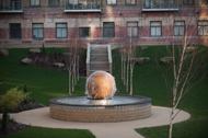 Victoria Mills Fountain